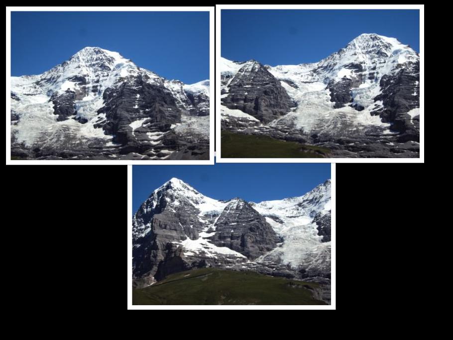 Image Stitching <br> A Simplistic Tutorial - BitsMakeMeCrazy